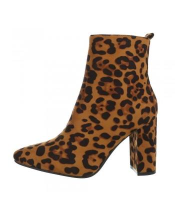 Visoki gležnarji z leopard vzorcem