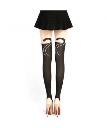 Hlačne nogavice 'Cat woman'