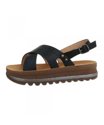 Sandali modni v stilu gladiatork - NOVA KOLEKCIJA