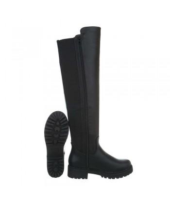 Visoki škornji nad koleni iz nove kolekcije - ZADNJI PAR V ŠT.38