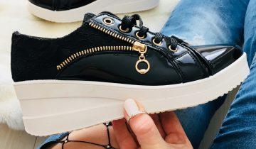 Top 5 pomladnih trendov in nova kolekcija čevljev