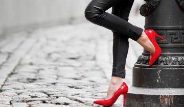 """DA. Za valentinovo si spet želim nove čevlje!"""