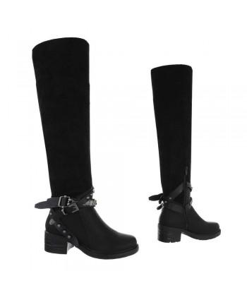 Škornji nad kolenom iz nove kolekcije