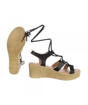Sandali v stilu gladiatork iz nove kolekcije - SAMO ŠE V 38