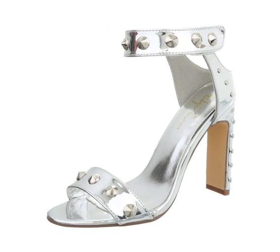 Sandali srebrni 2021